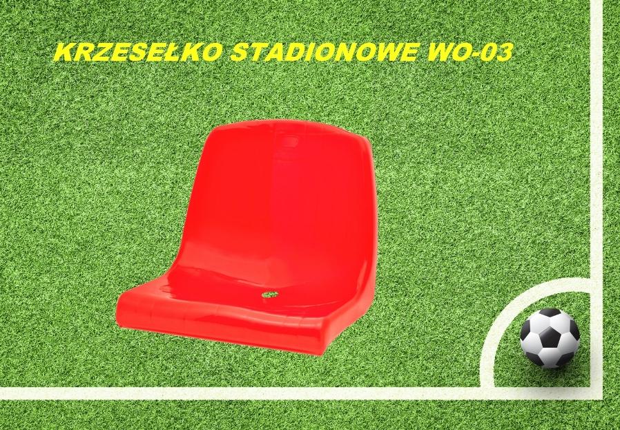 krzesełko stadionowe prostar