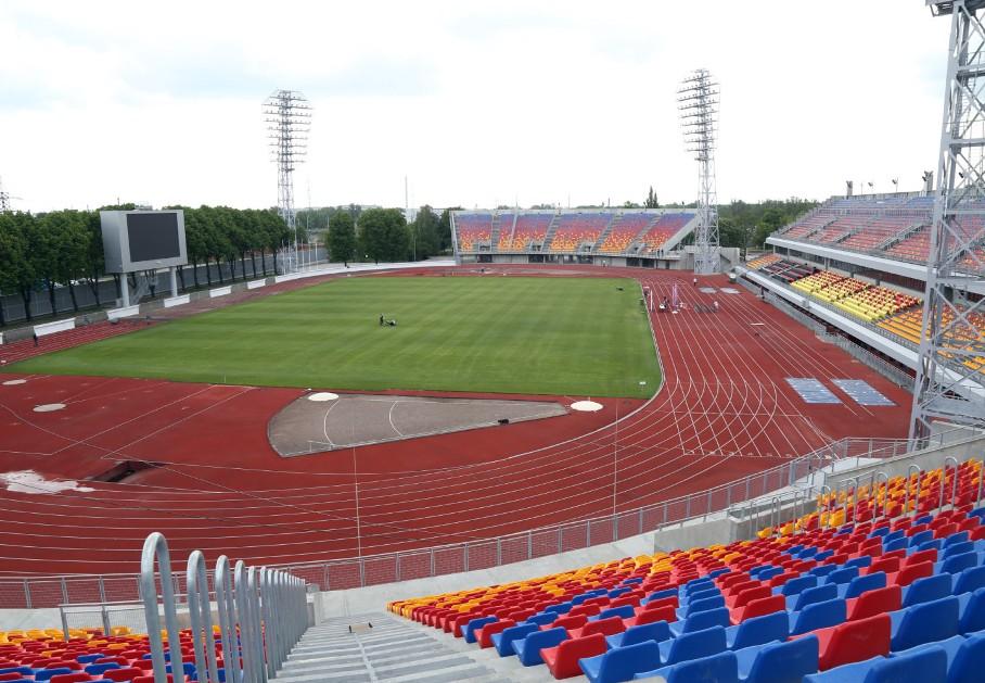Krzesełka stadionowe prostar - 1
