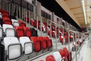 olimp siedziska stadionowe składane konstrukcja wisząca